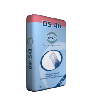 eile MİNERAL SIVA – DS 40